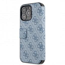 GUHCPSETR4GSI Guess 4G TPU Pouzdro Silver pro iPhone 5/5S/SE