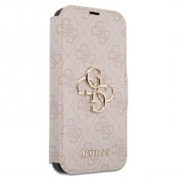 GUHCPSETR4GRG Guess 4G TPU Pouzdro Rose Gold pro iPhone 5/5S/SE