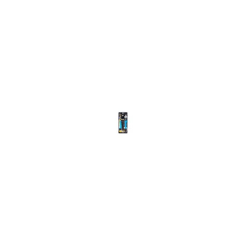 LCD Display + Dotyková Deska Black Sony G3121 Xperia XA1